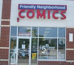 Friendly Neighborhood Comics