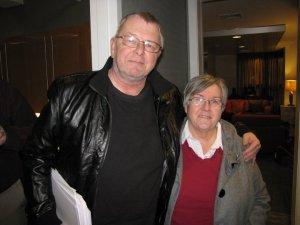 Bob and Mary Booth.  Photo by Jason Harris.