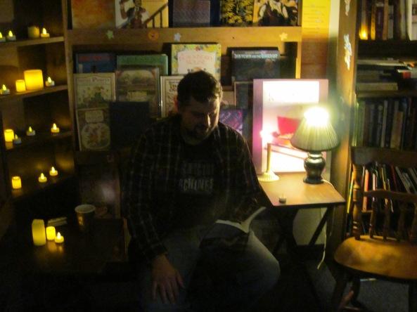 Author Eric D