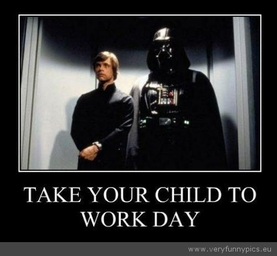 SW Take Child to Work