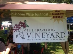 The Traveling Vineyard.