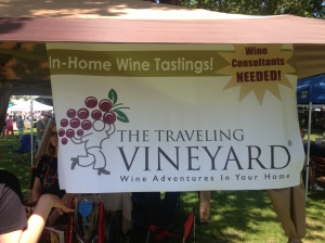 The Traveling Vineyard.