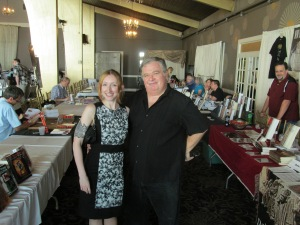 Authors Erin Thorne and Dale T. Phillips.