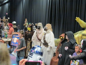 The 501st new England Garrison.