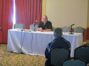 Author Alan Dean Foster