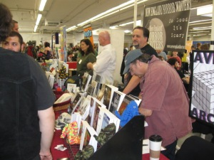 From left to right: authors Tracy L. Carbone, Rob Smales, Scott Goudsward, and Tony Tremblay.