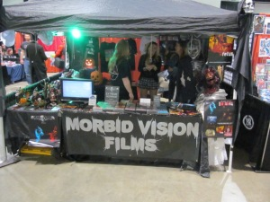The Morbid Vision Films table.
