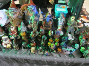 Items on the Morbid Vision Films table.