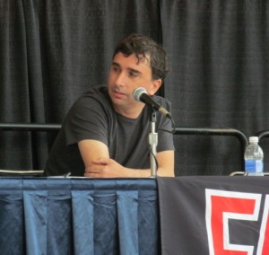 Sharknado director Andrew C. Ferrante.