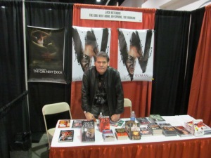 Jack Ketchum. Photo by Jason Harris.