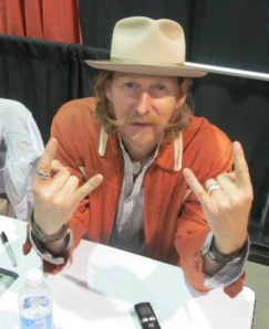 Lew Temple from The Walking Dead.