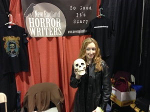 Author and NEHW member Erin Thorne.