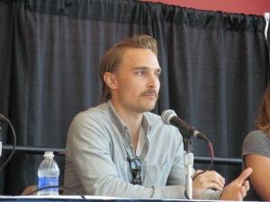 Actor Joey Kern (Cabin Fever).