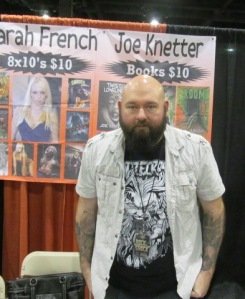 Author Joe Knetter. Photo by Jason Harris.