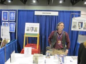 Jim Dyer of Fenham Publishing.