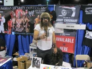 SWF wrestler Yukon Jack