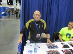 James Tolkan from the Back to the Future movies.