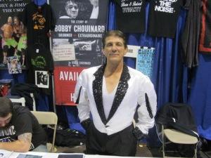 WWE wrestler Danny Davis