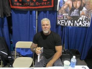WWE wrestler Kevin Nash.