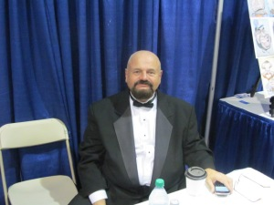 WWE announcer/referee Howard Finkle