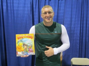 WWE wrestler and author Kenny Dykstra (Billy's Bully)