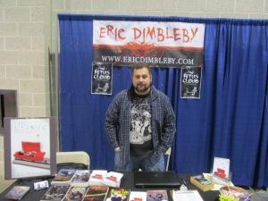 Author Eric Dimbleby