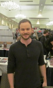 Aaron Ashmore of Smallvile.