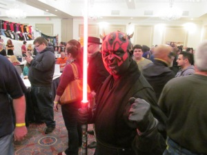 Darth Maul.