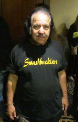 Ron Jeremy Of One Eyed Monster