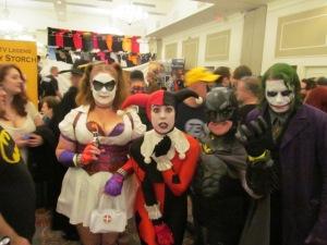 DC Comics' characters