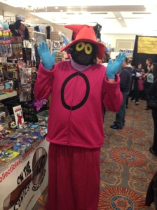 Orko from He-man and the Masters of the Universe