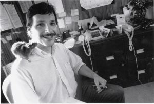 Rod Labbe he set of Stephen King's Graveyard Shift.