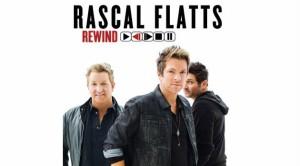 Rascal Flatts Rewind Cover