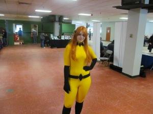 Crystalia Amaquelin of Marvel's The Inhumans.