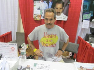 Larry Thomas, the Soup Nazi on Seinfeld.