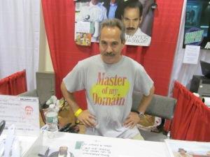 Larry Thomas, the Soup Nazi on Seinfeld.
