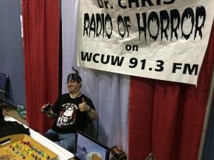Dr. Chris, Radio of Horror.