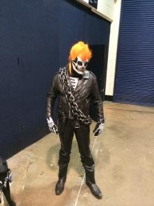 Ghost Rider.
