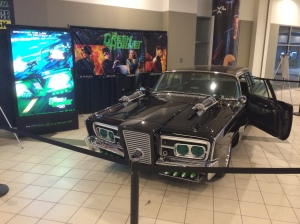 The Green Hornet's Black Beauty.