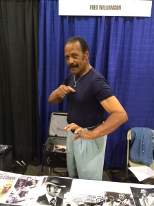 Fred Williamson (From Dusk Till Dawn)