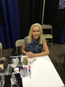 Musician Cherie Currie.