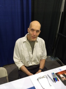 Carel Struycken (Star Trek: The Next Generation, The Addams Family)