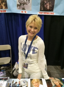 Dee Wallace of E.T., Cujo, and Critters.