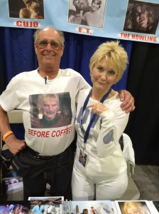 The fun-loving Dee Wallace (E.T., Critters)