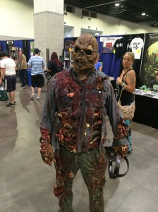 Jason Voorhees without the hockey mask.