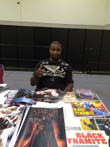 Michael Jai-White (Arrow, Spawn)