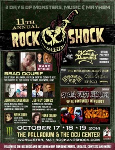 Rock abd Shock 11