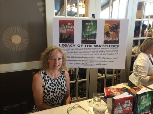 Author Nancy Madore.