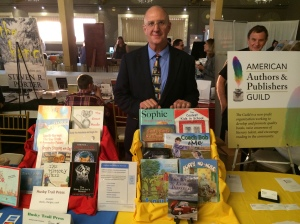 Richard A. LaPorta, president of the American Authors & Publishers Guild and owner of Husky Trail Press.