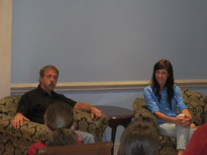 Mark Dodson (Star Wars: Return of the Jedi, Gremlins) and Orli Shoshan (Star Wars: Attack of the Clones, Star Wars: Revenge of the Sith)